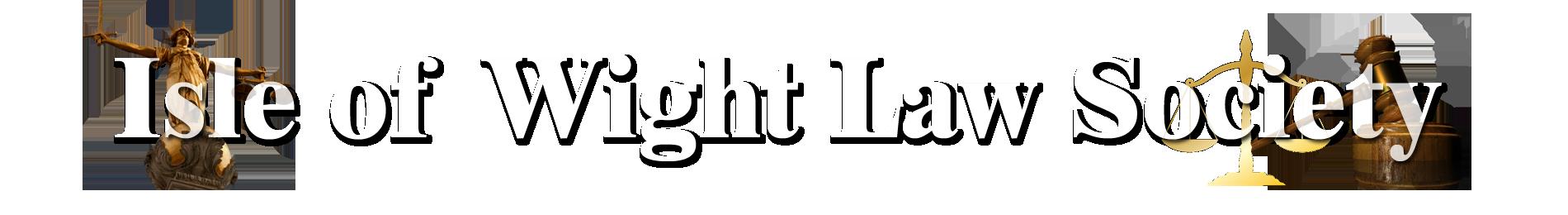 Isle of wight law society Logo